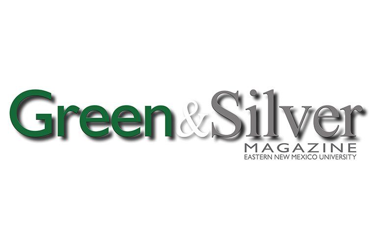 Green & Sliver Magazine