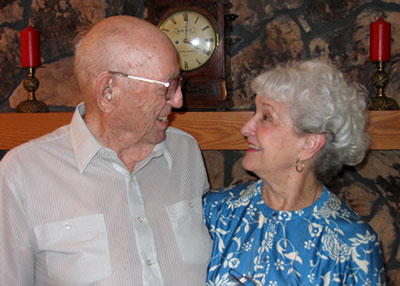Roy and Leona Isler