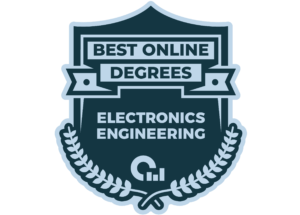 #3 best online Electronic Engineer Degree in Nation 2019