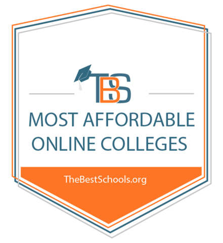 #23 of Most Affordable Bachelor's in Criminal Justice Programs 2019