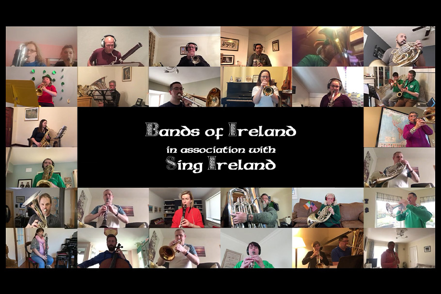 Bands of Ireland Virtual Performance