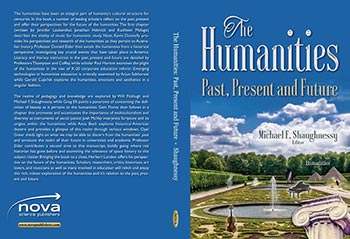 The Humanities: Past, Present and Future Book Cover