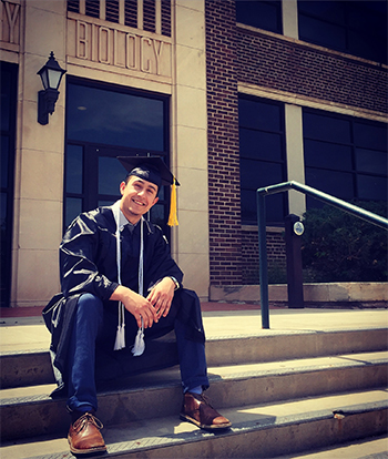 john garcia graduation
