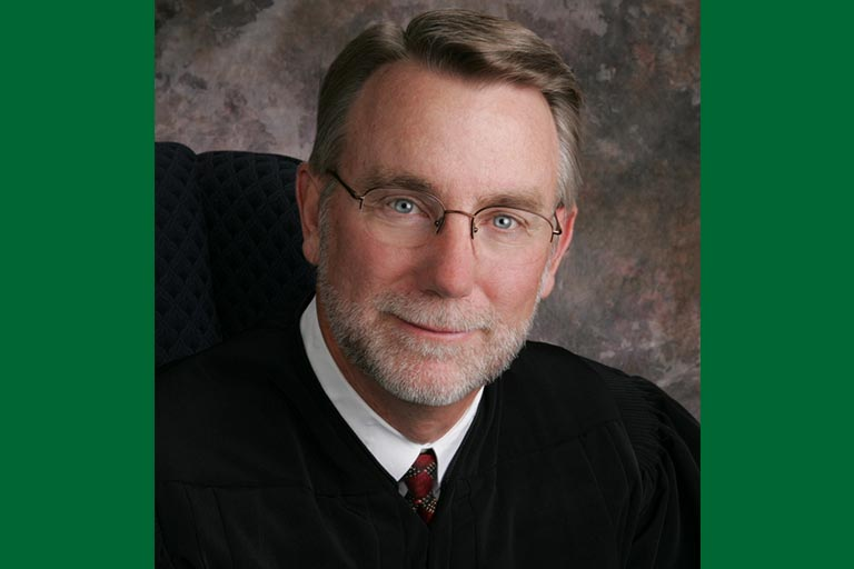 Judge Robert C. Brack