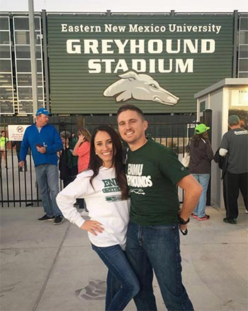 Greyhound Grad Discusses How Education at ENMU Prepared Her