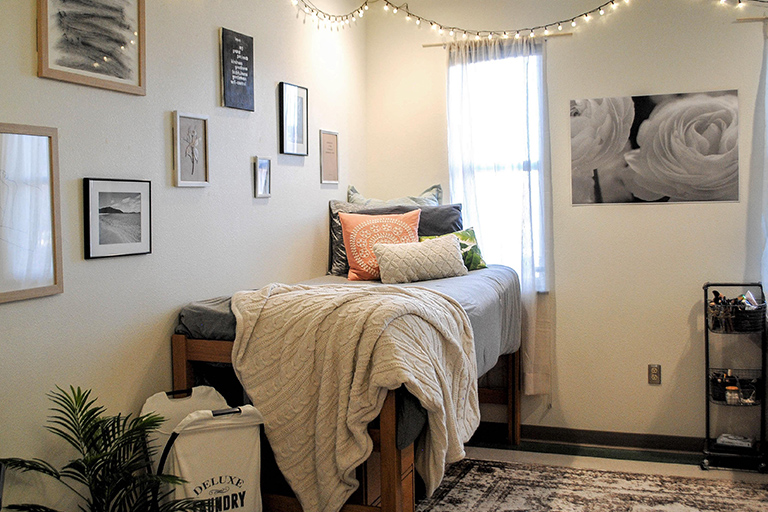 Decorating Your Dorm Room on a Budget