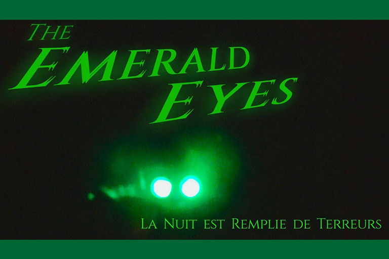 The Emerald Eyes movie
