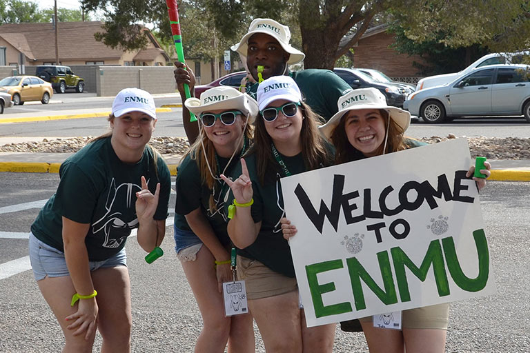 Welcome to ENMU! Are you wondering what you need to bring to the dorms or how to login to the campus computers? An ENMU student answers your questions.