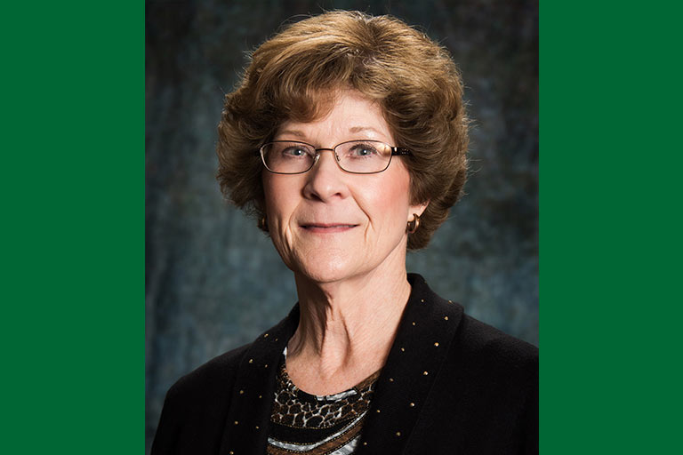 Deborah Bentley, executive secretary to the president and the Board of Regents, discusses her time at ENMU.