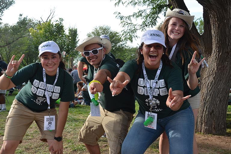 Read about ENMU's record-breaking fall enrollment.