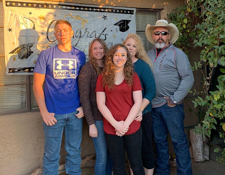 brandee cunningham family