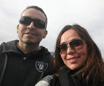 carlos bueno and wife
