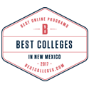 BestColleges.com Ranks ENMU #1 Accredited Online College in New Mexico 2017