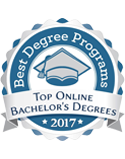 2017 top online bachelors degrees
