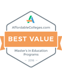 best value masters in education programs 2016