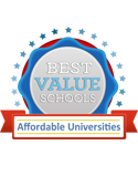 best value schools affordable universities