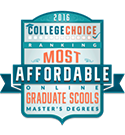college choice most affordable online graduate schools
