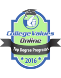 college values online top degree programs 2016