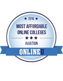 most affordable online aviation 2016