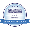 most affordable online colleges economics