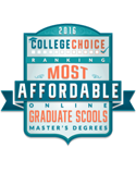 most affordable online graduate schools masters 2016