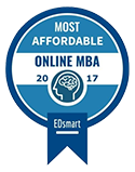 most affordable online mba edsmart 2017