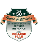 Top Online Hispanic-Serving Higher Learning Institutions