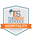 the best schools hospitality