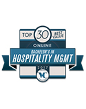 top 30 best value online bachelors hospitality management for 2017