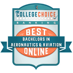 #6 best online aeronautics aviation bachelor's