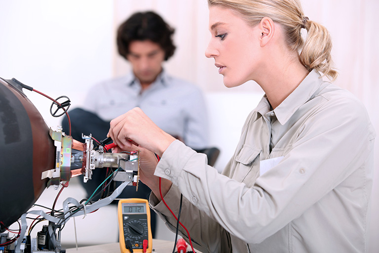 BAAS Concentration in Electronics Engineering Technology (Analog)
