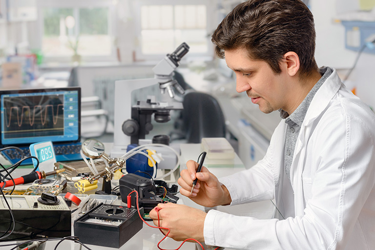 BAAS Concentration in Electronics Engineering Technology (Digital)