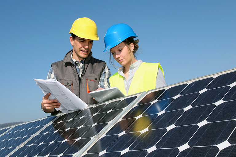 Bachelor of Science in Electronics Engineering Technology with Emphasis in Renewable Energy