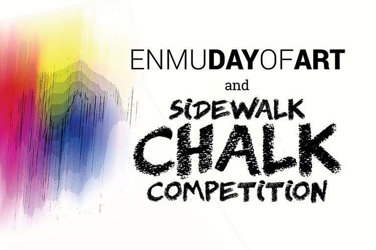 Day of Art and Sidewalk Chalk Competition