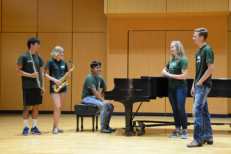Auditions for ENMU Music Programs