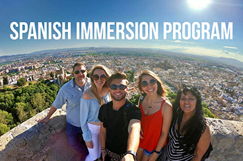 spanish immerson program
