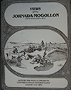 The Cover Illustration of Views of the Jornada Mogollon