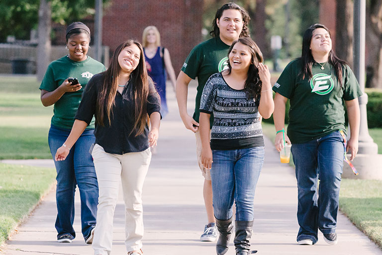 Scholarship information for ENMU students