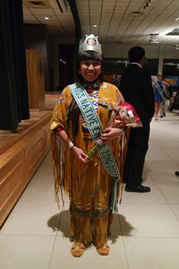 miss native american