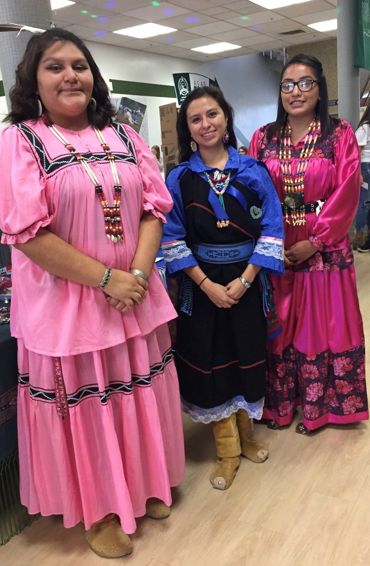 Miss Native Contestants