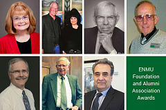 Read about the recipients of the 2017 ENMU Foundation and Alumni Association Awards.